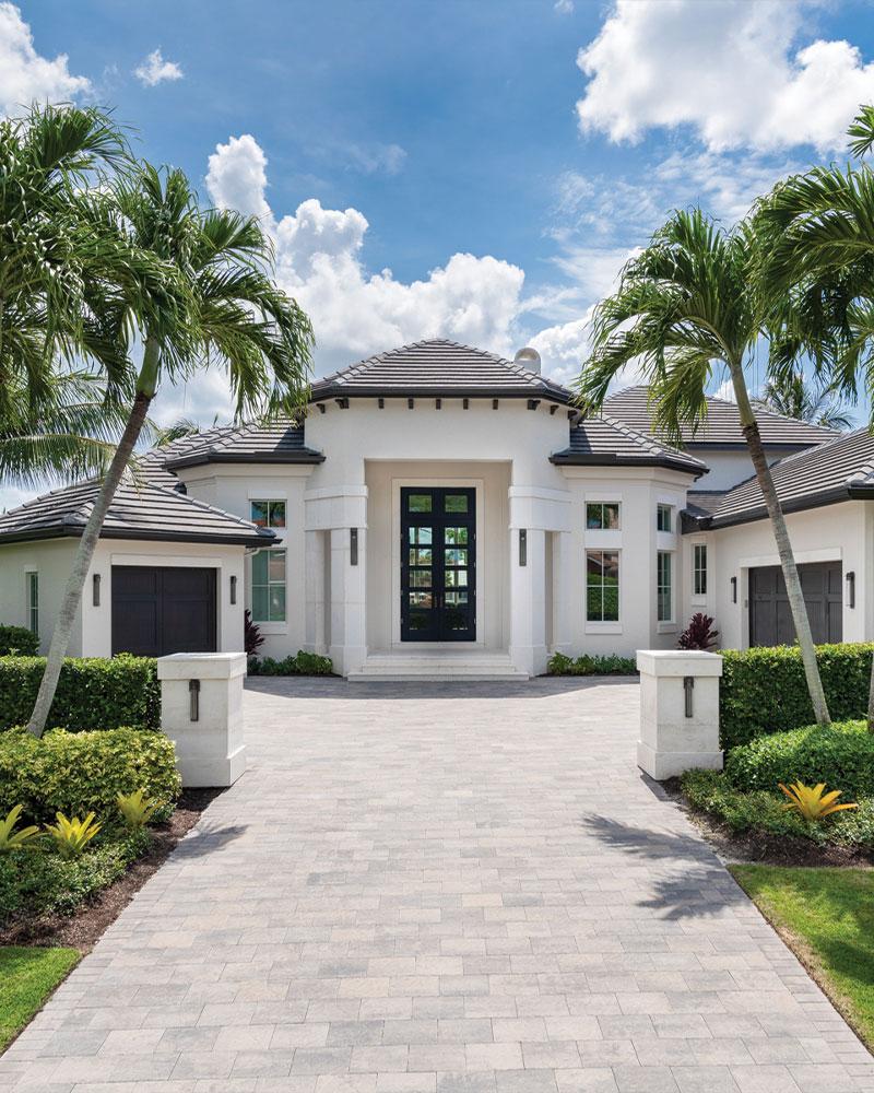 Aqualane Home | Knauf-Koenig Group - Naples, Florida General Contractor