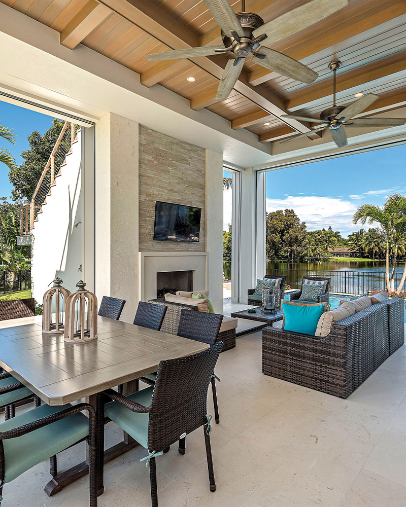 Banyan Circle Home | Knauf-Koenig Group - Naples, Florida General Contractor