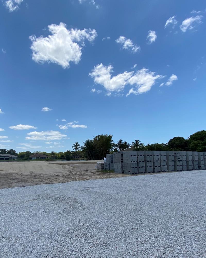 92 Center Street Under Construction | Knauf-Koenig Group - Naples, Florida General Contractor