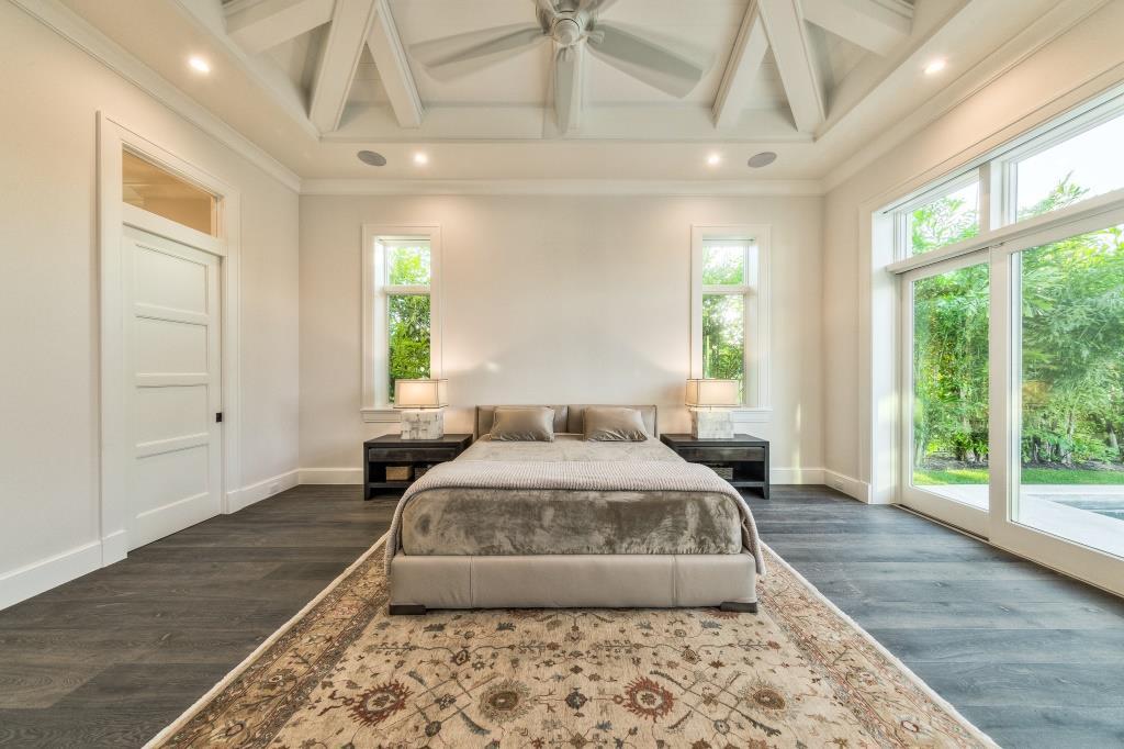 Haute Residence Bedroom | Knauf-Koenig Group - Naples, Florida General Contractor