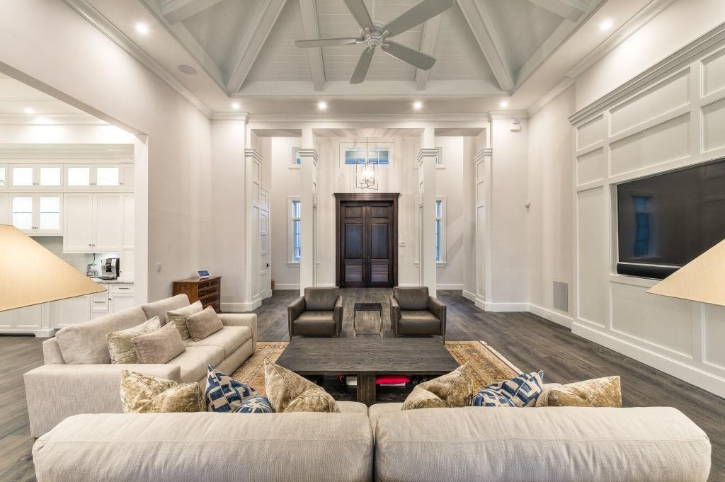 Haute Residence Entry Room | Knauf-Koenig Group - Naples, Florida General Contractor