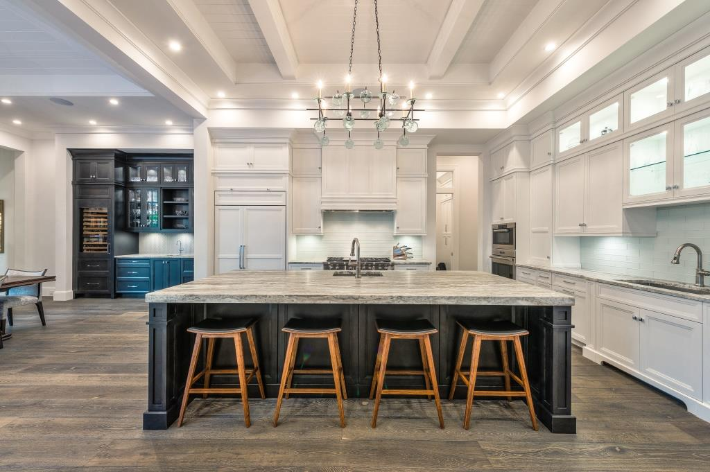 Haute Residence Kitchen | Knauf-Koenig Group - Naples, Florida General Contractor