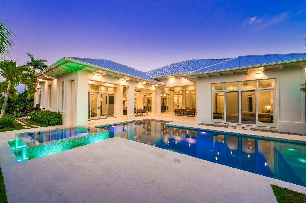 Haute Residence Pool | Knauf-Koenig Group - Naples, Florida General Contractor