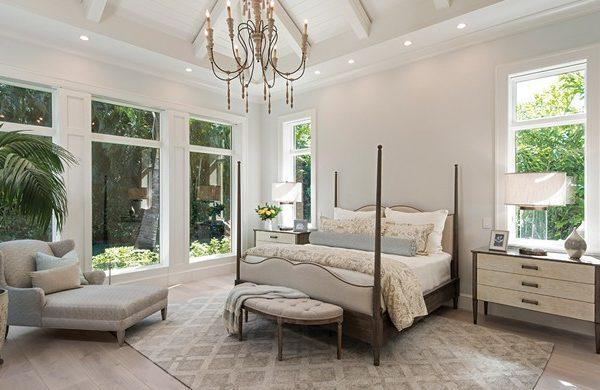 Custom Home Master Suite Remodel | Knauf-Koenig Group - Naples, Florida General Contractor