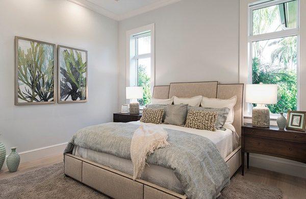 Custom Master Suite Remodel | Knauf-Koenig Group - Naples, Florida General Contractor