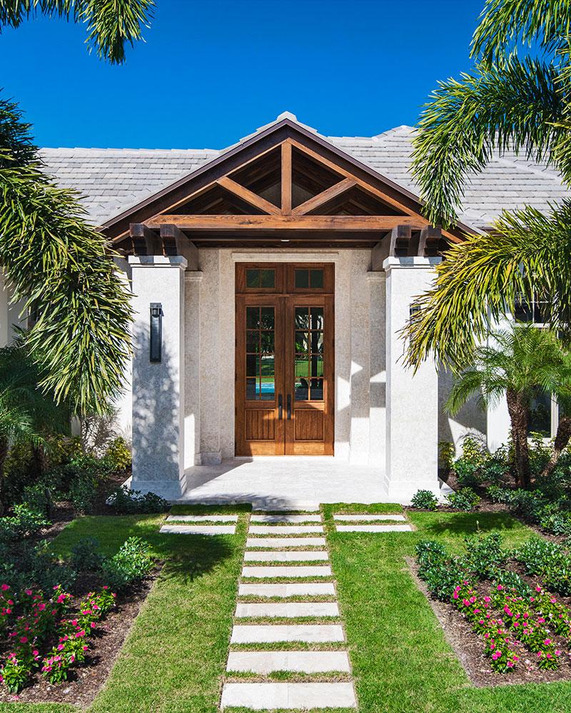 Pelican Bay Bob White Lane | Knauf-Koenig Group - Naples, Florida General Contractor
