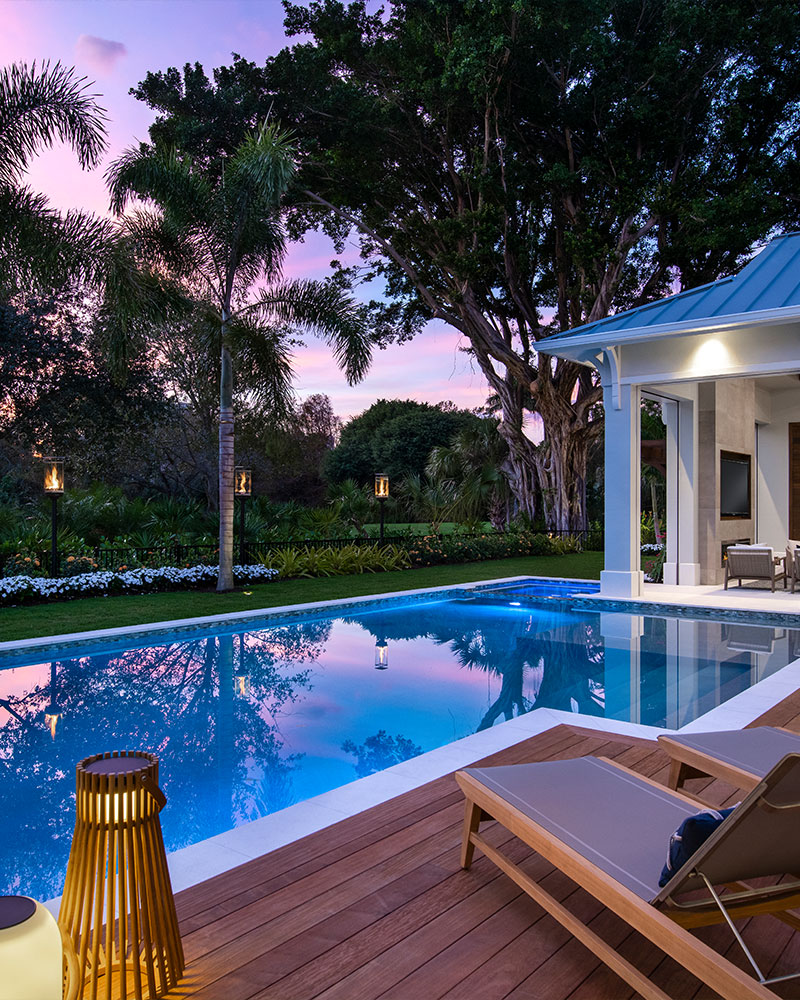 Pelican Bay Buttonbush Lane | Knauf-Koenig Group - Naples, Florida General Contractor