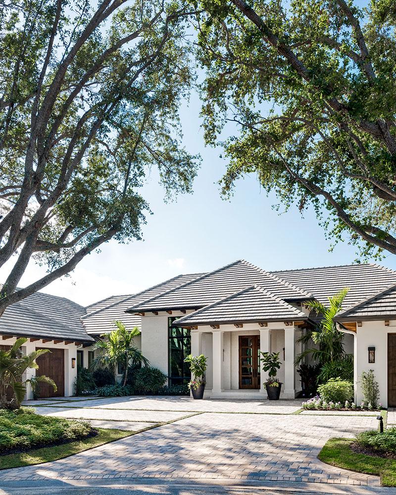 Tamarind Court Front Elevation | Knauf-Koenig Group - Naples, Florida General Contractor