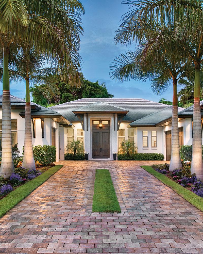 Front Elevation | Knauf-Koenig Group - Naples, Florida General Contractor