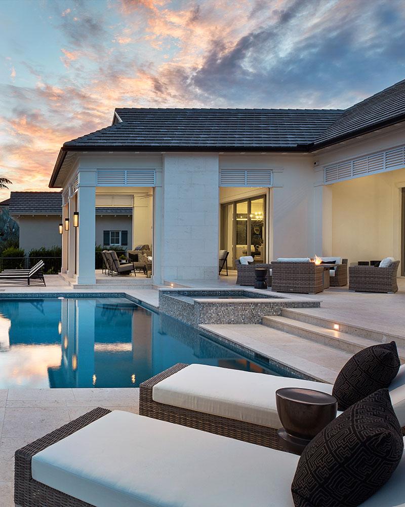 Spring Line Drive Home | Knauf-Koenig Group - Naples, Florida General Contractor