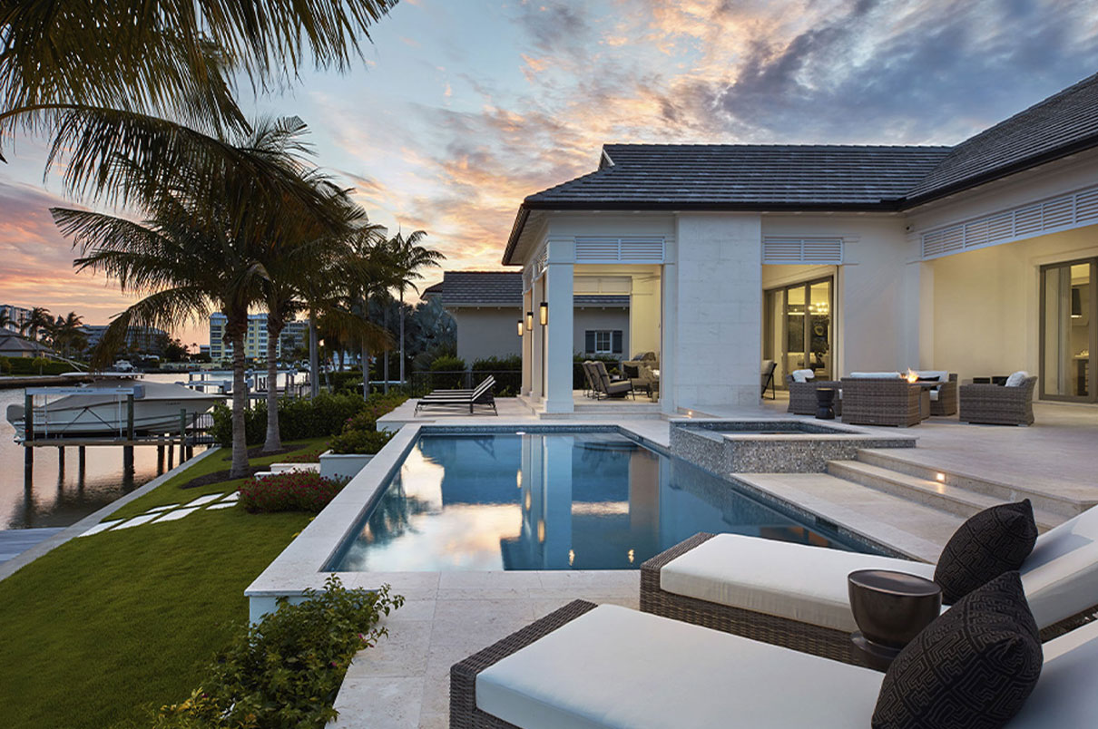 Naples, Florida Pool | Knauf-Koenig Group - Naples, Florida General Contractor