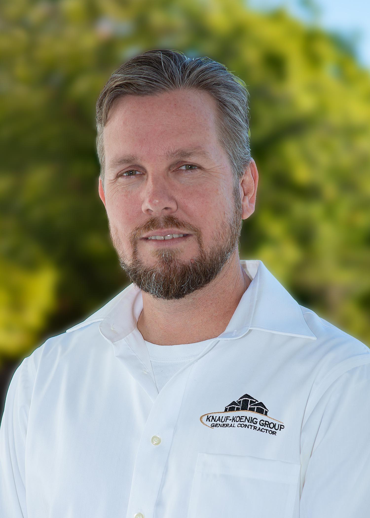 Jeff Bobay | Knauf-Koenig Group - Naples, Florida General Contractor