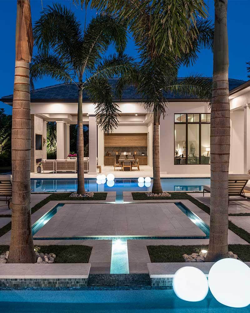 Outdoor Living Construction | Knauf-Koenig Group - Naples, Florida General Contractor